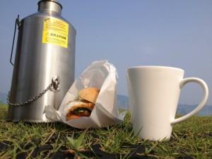 天空の朝ご飯