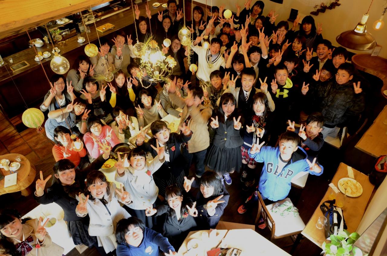 和田小学校2016.3.23