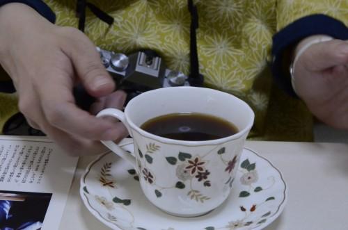 たった一杯のコーヒー。