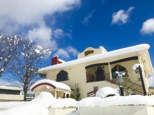 雪のma-noは幻想的なのですが、さすがに多すぎです。